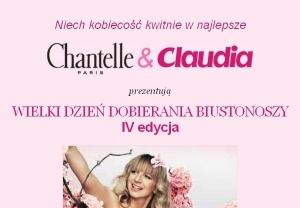Chantelle & Claudia - template for mailing